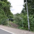 Nordbahntrasse mit Außengelände auf der Rückseite des Hebebühne e.V.